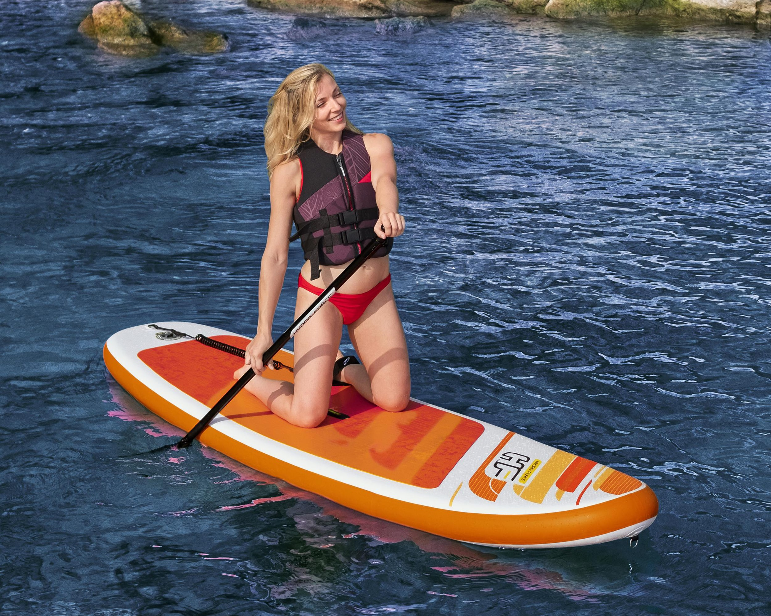 Hydro Force Aqua Journey Paddle Board