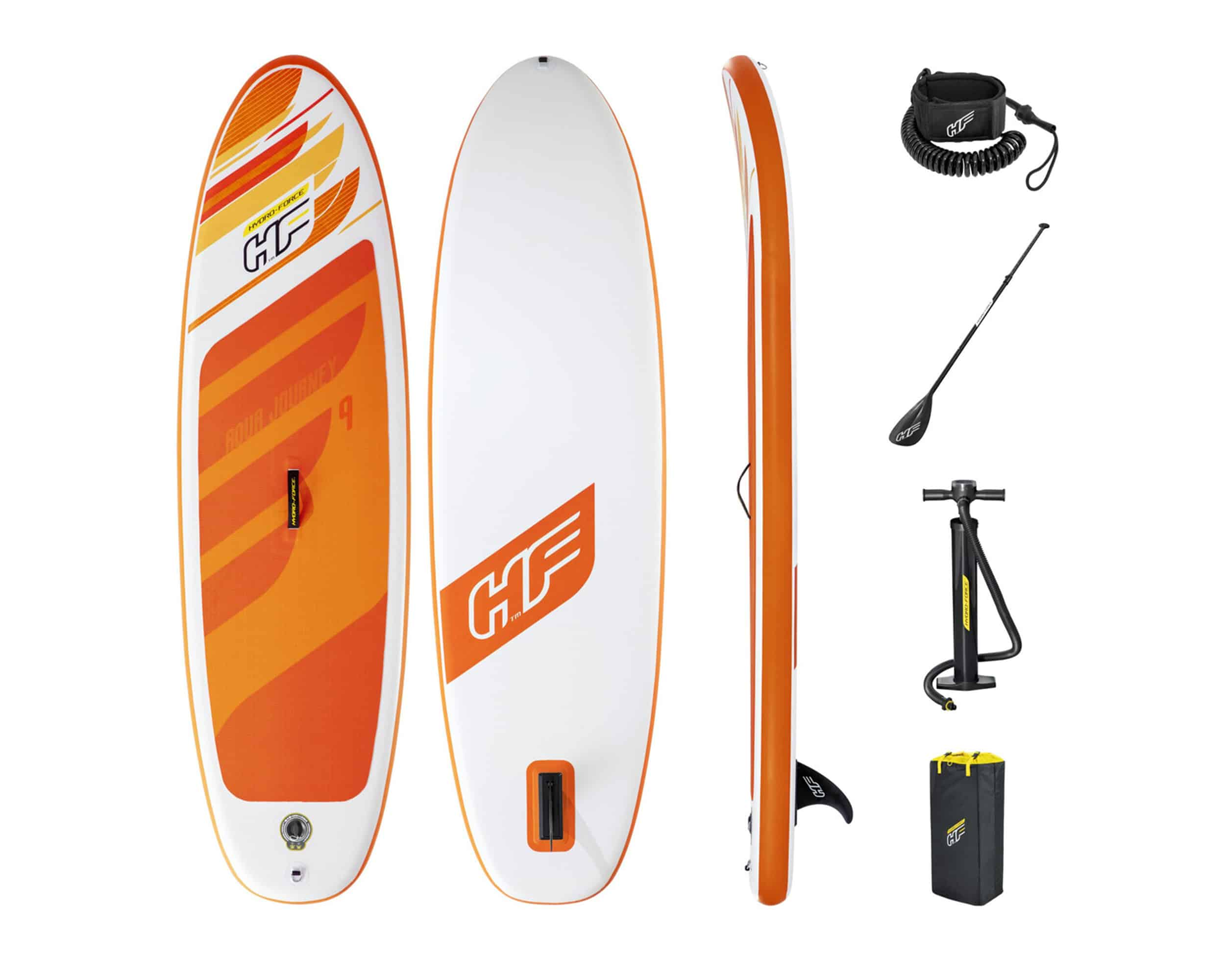 Hydro-Force Aqua Journey Sup Brett pakke