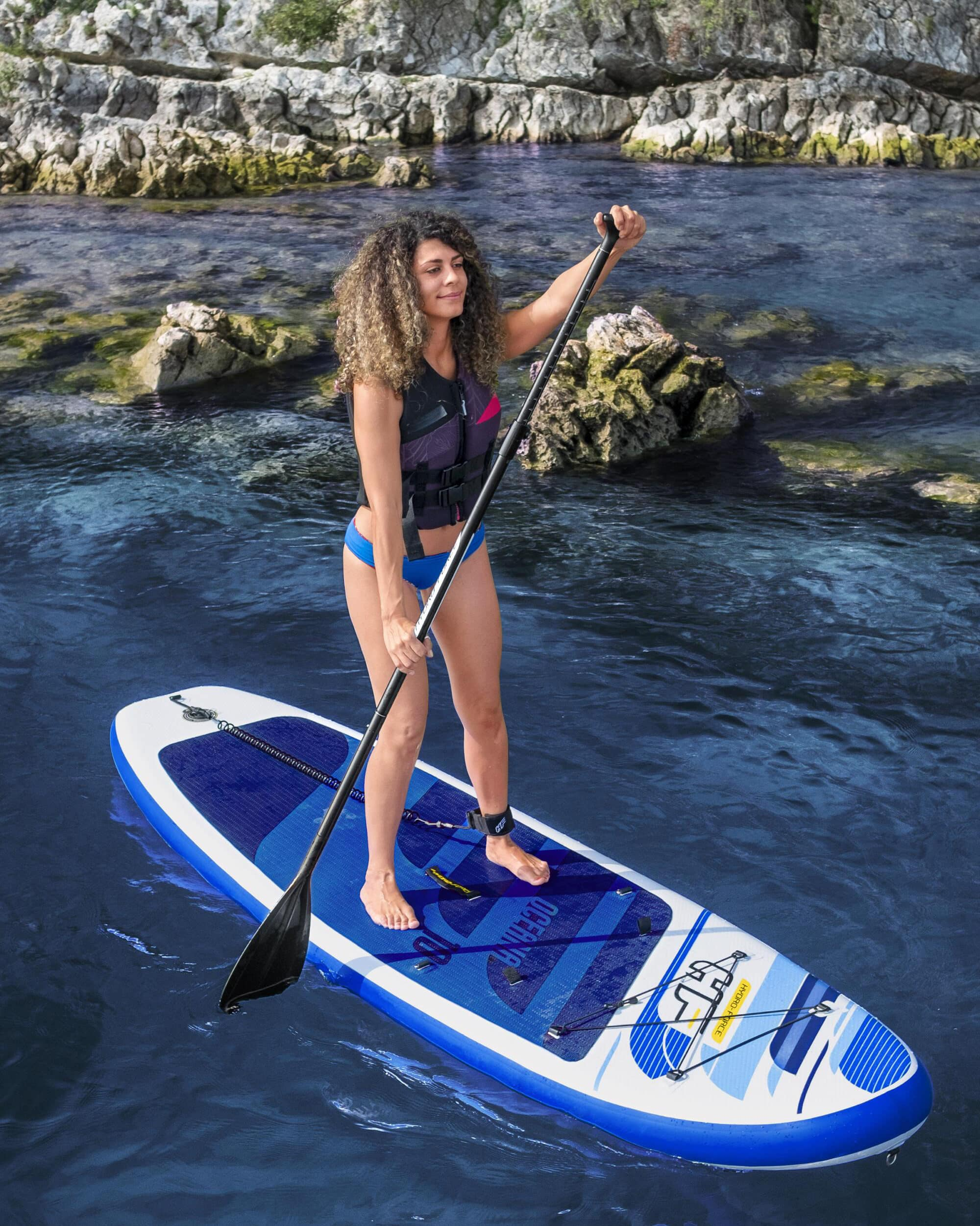 Stand up paddle board Ocean