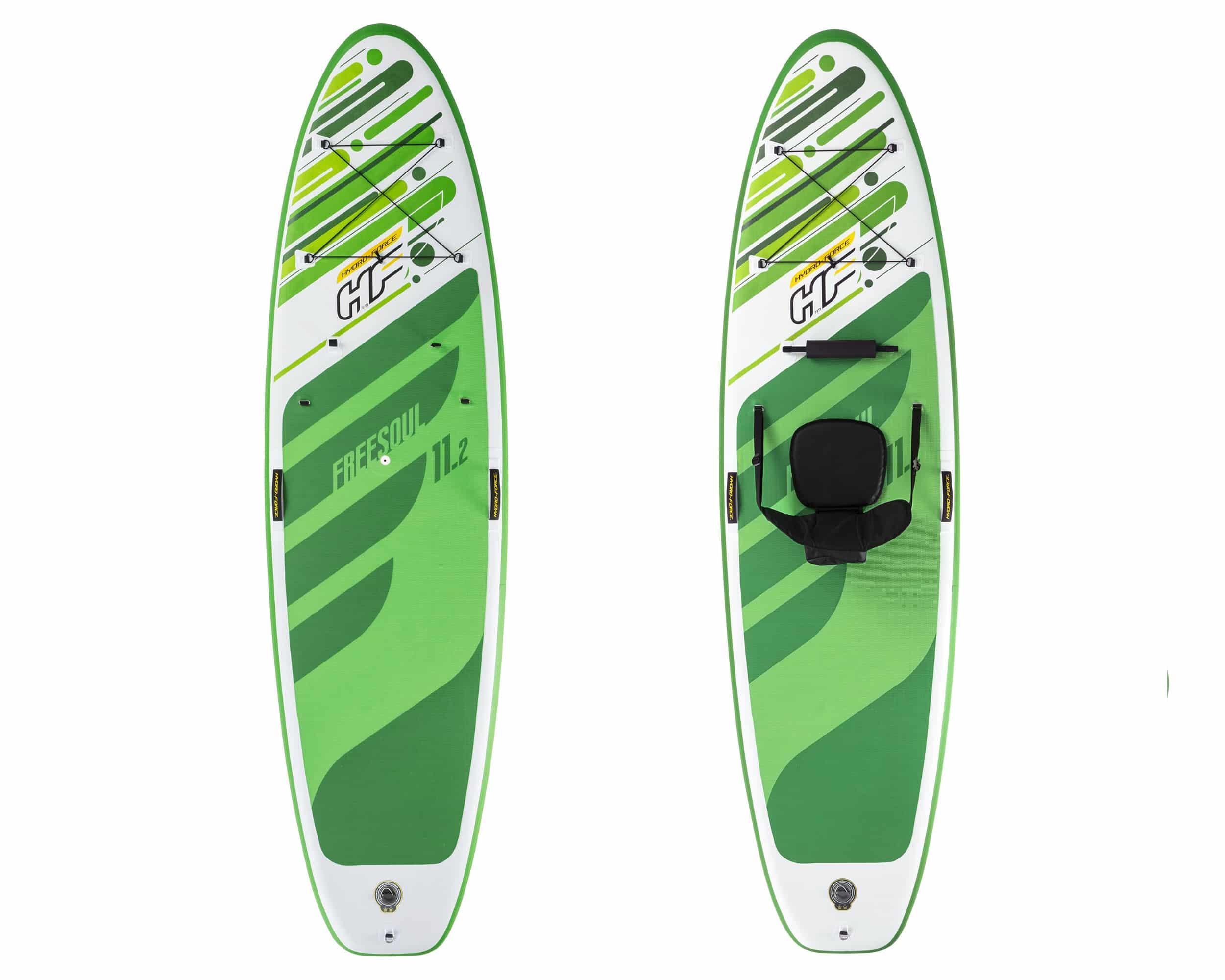 FreeSoul Hydro-Force Sup Brett Paddle Board
