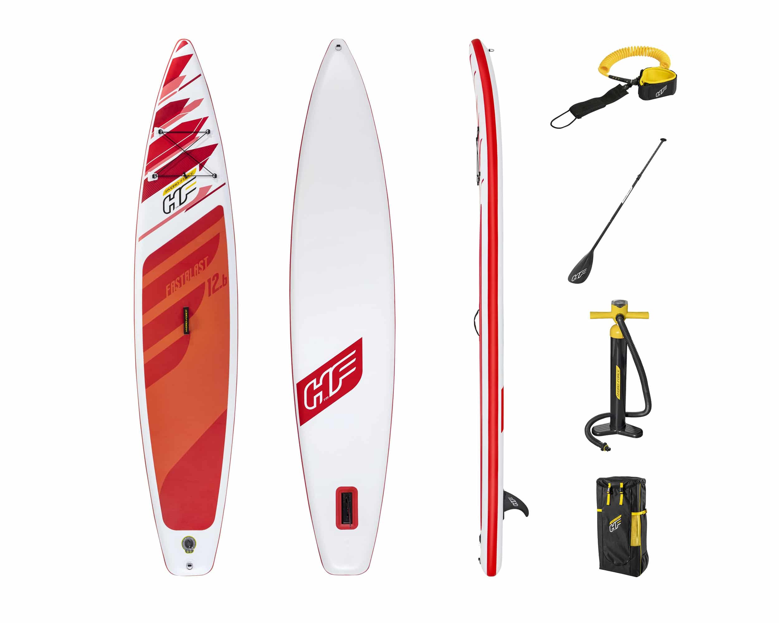 Hydro-Force-Fastblast-Tech-Sup-Brett Paddleboard