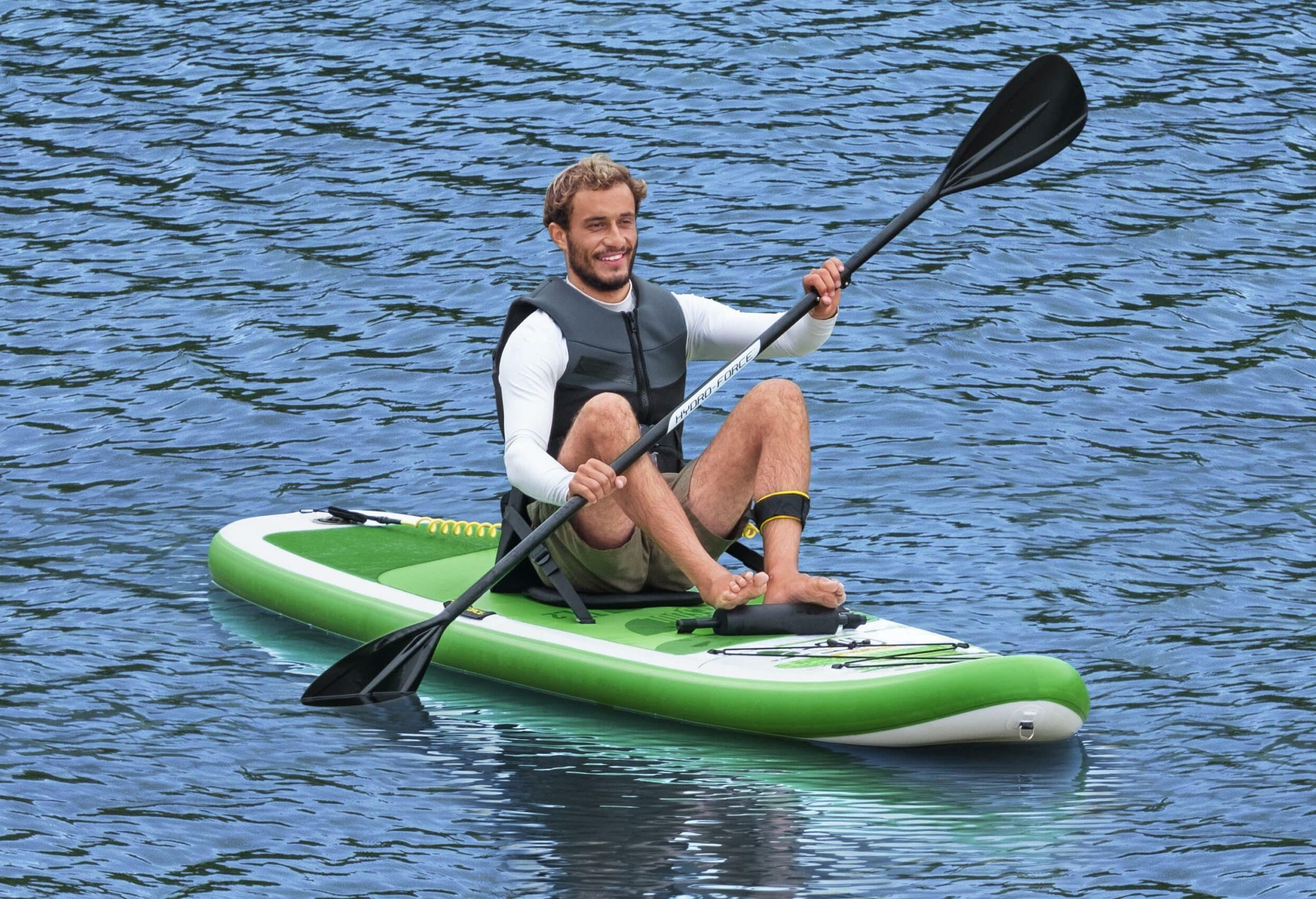 Hydro-Force Freesoul Tech Paddle Board pakke
