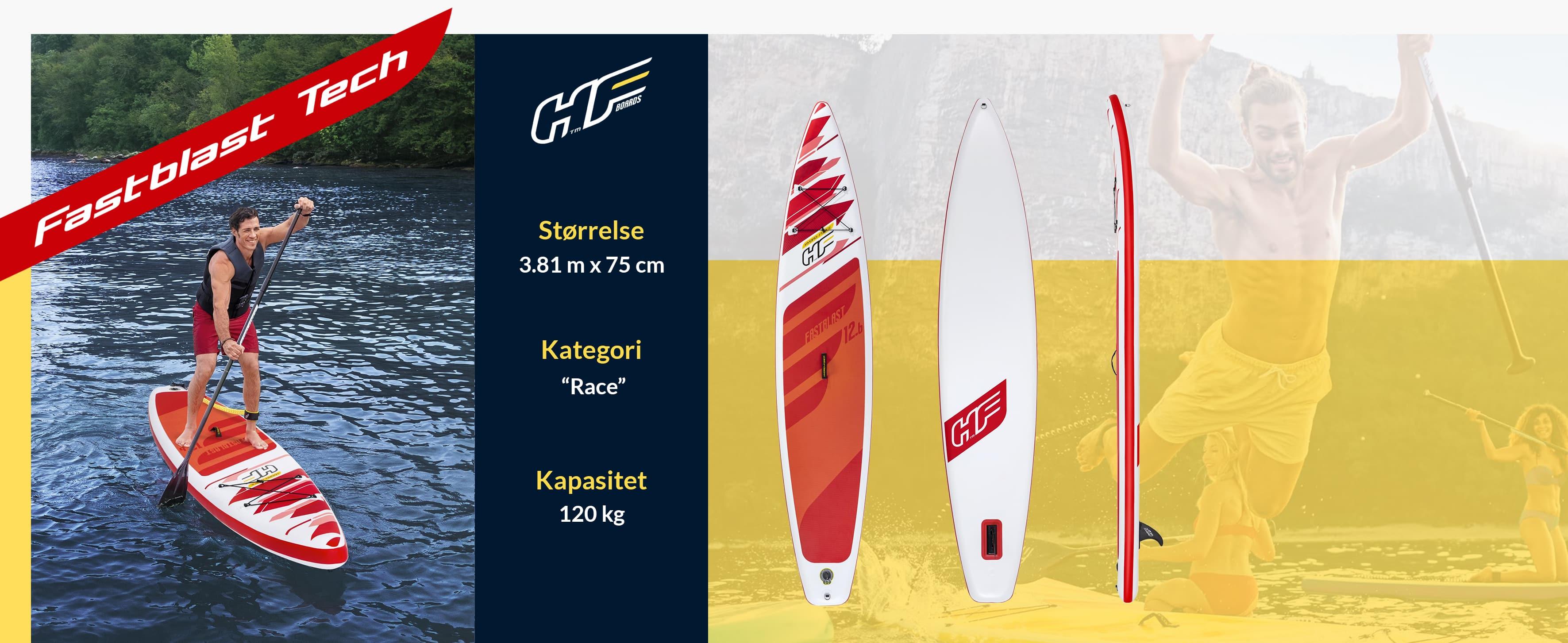 Fastblast Tech Paddle Board