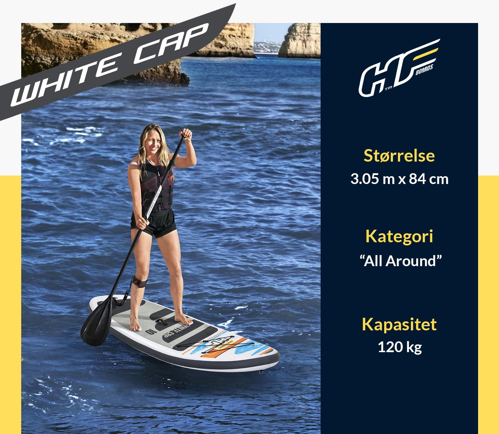 Paddleboard White Cap Sup Brett